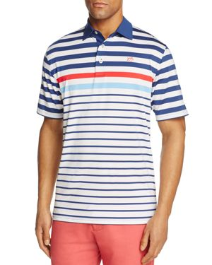 Southern Tide Liberty Classic Fit Performance Polo Shirt
