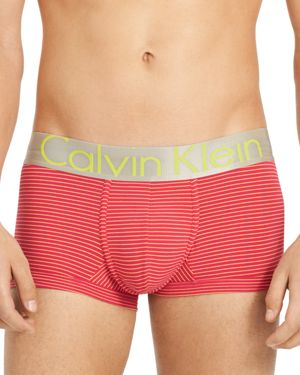 Calvin Klein Steel Micro Low Rise Trunks