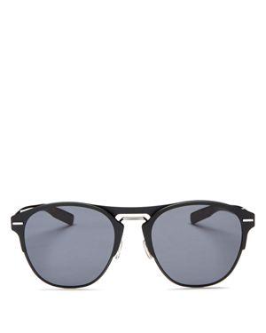 Dior Homme Diorchrome Round Sunglasses, 51mm