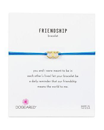 Dogeared - Friendship Bracelet