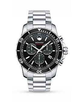 Movado - Series 800 Chronograph, 42mm