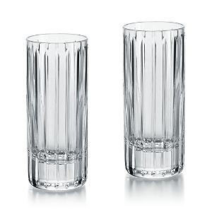 Baccarat Harmonie Happy Hours Shot Glass, Set of 2
