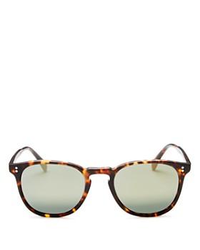22a7f3461e Oliver Peoples - Men s Polarized Finley Esq. Mirrored Sunglasses