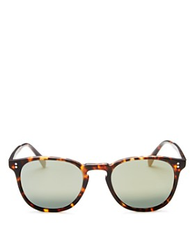 Oliver Peoples - Men s Polarized Finley Esq. Mirrored Sunglasses, ... 4c9403b5e49c