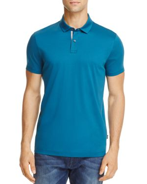 Hugo Boss Press Cotton Regular Fit Polo Shirt