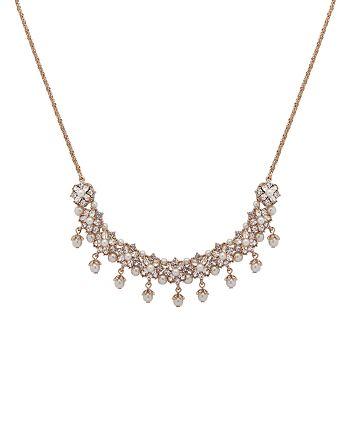 "Marchesa - Collar Necklace, 16"""