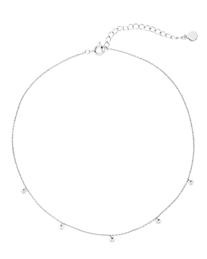 Gorjana Five Disc Choker Necklace, 12