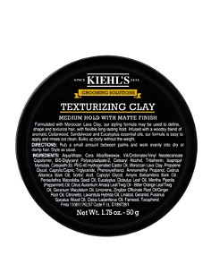 Kiehl's Since 1851 - Grooming Solutions Texturizing Clay Pomade