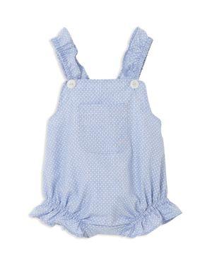 Jacadi Girls' Polka Dot Shortall - Baby