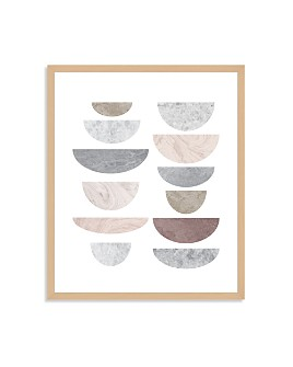 PTM Images - Moons Halved I Wall Art - 100% Exclusive