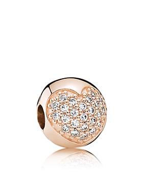 348e816fa Pandora - PANDORA Clip - Sterling Silver & Cubic Zirconia Love of My Life  ...