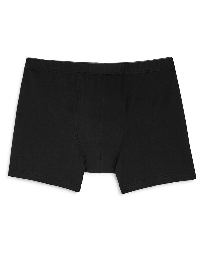 Hanro - Cotton Superior Long-Leg Boxer Briefs