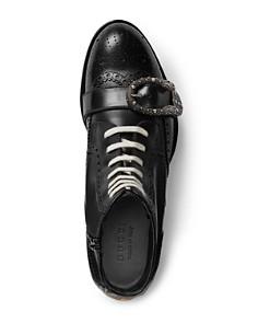 Gucci - Men's Brogue Boots