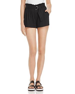 Aqua Woven Paperbag Shorts - 100% Exclusive