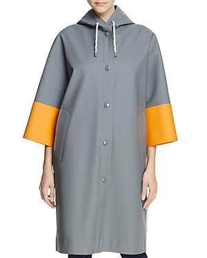 Marni x Stutterheim Three-Quarter Length Sleeve Raincoat