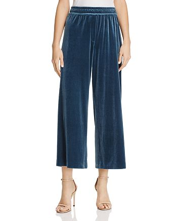 FRENCH CONNECTION - Velvet Pajama Pants - 100% Exclusive
