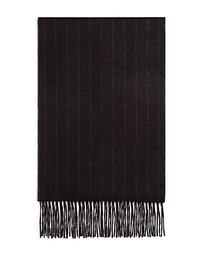 Salvatore Ferragamo Reversible Stripe Scarf