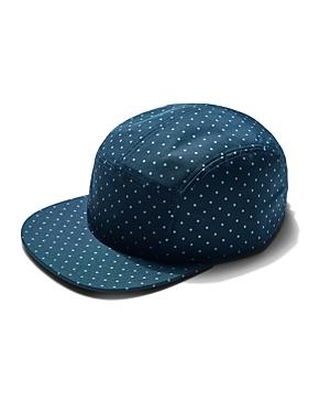 Gents Polka Dot Cap - 100% Exclusive
