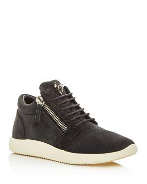 Giuseppe Zanotti Singleg Lace Up Sneakers