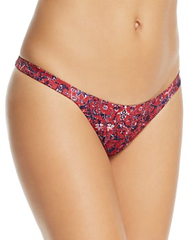TAVIK - Heather Cheeky Bikini Bottom