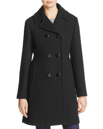 kate spade new york - Double-Breasted Coat