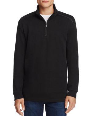 Boss Green Piceno Half-Zip Sweatshirt