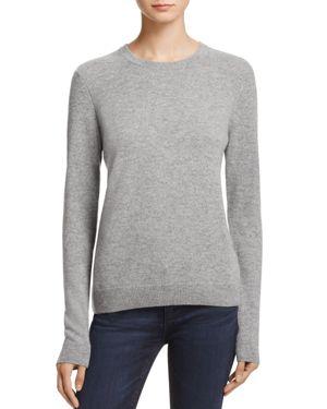 Aqua Cashmere Ruffle-Back Sweater - 100% Exclusive