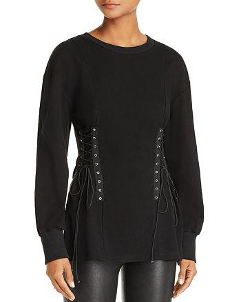 Do and Be - Corset Sweatshirt