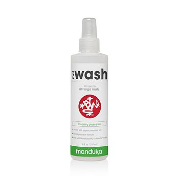 Manduka - 8 oz. Ginger Grass Mat Wash
