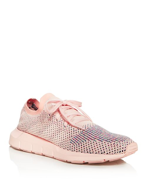 Adidas - Women's Swift Run Lace Up Sneakers