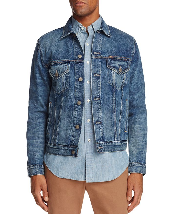 94447aebd06 Polo Ralph Lauren - Denim Trucker Jacket
