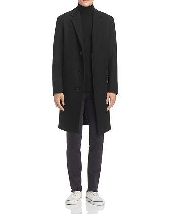 Theory - Bower Wool Topcoat