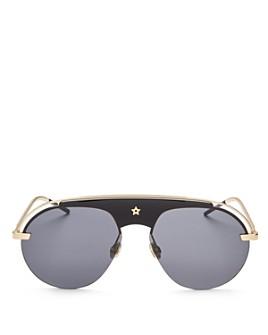 Dior - Women's Dio(r)evolution Aviator Sunglasses, 58mm