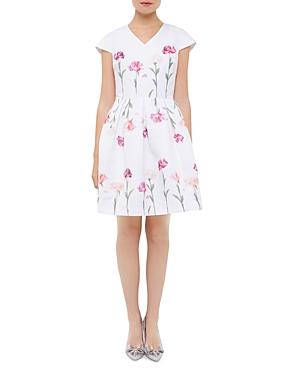 Ted Baker Callila Sketchbook Dress
