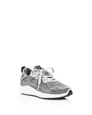 Adidas Unisex Alphabounce Engineered Mesh Lace Up Sneakers - Toddler, Little Kid