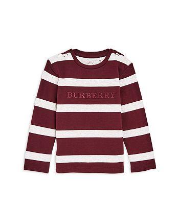 Burberry - Boys' Striped Logo Shirt - Baby
