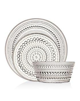 Iittala - Kastehelmi Dinnerware