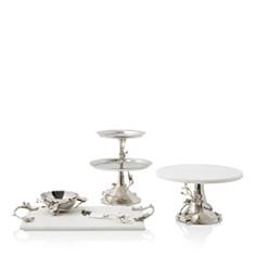 Michael Aram - White Orchid Serveware