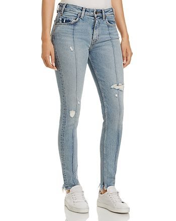 Levi's - 721® Skinny Jeans in Blue Chaos