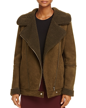The Fifth Label Dallas Faux-Shearling Jacket