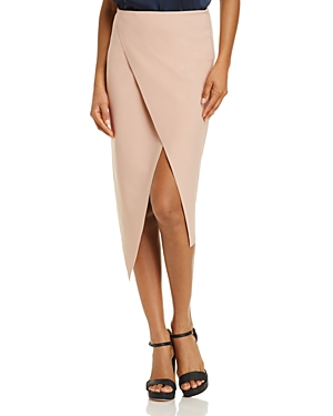 Finders Chances Crossover Slit Skirt at Bloomingdale's