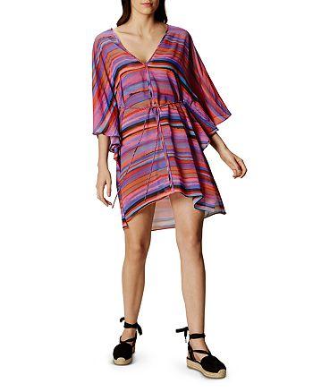KAREN MILLEN - Multicolor Stripe Dress