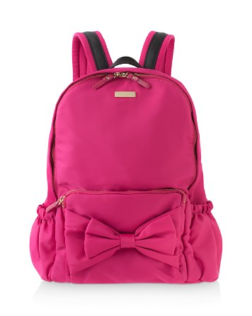 $kate spade new york Girls' Bow Backpack - Bloomingdale's