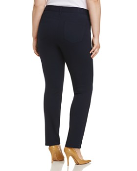 NYDJ Plus - Sheri Slim Pants - 100% Exclusive