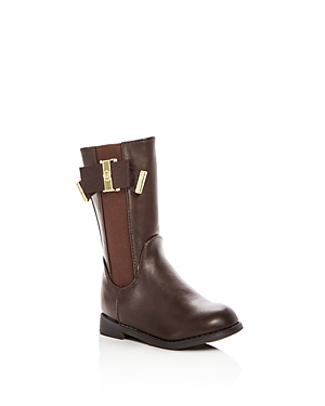 Michael Michael Kors Girls' Emma Valley Boots - Walker, Toddler