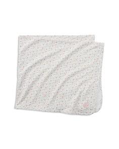 Ralph Lauren Infant Girls' Floral Blanket - Bloomingdale's_0