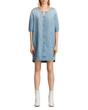 Allsaints Sherri Chambray Dress 2461456