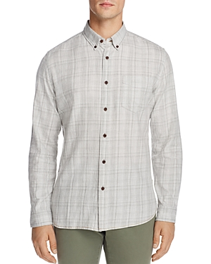 Surfside Supply Chadwick Plaid Button-Down Relaxed Fit Shirt