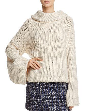 Alice and Olivia - Vida Wide-Sleeve Sweater