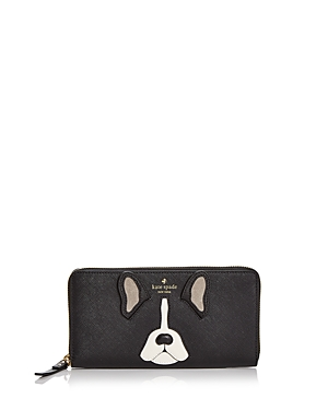 kate spade new york Ma Cherie Antoine Applique Lacey Wallet